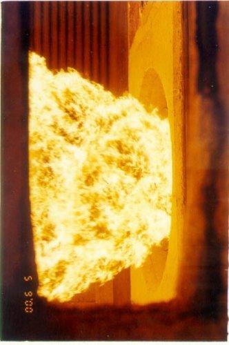 TEA Heavy Oil flame